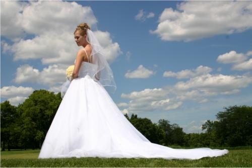 夏の結婚式の汗対策